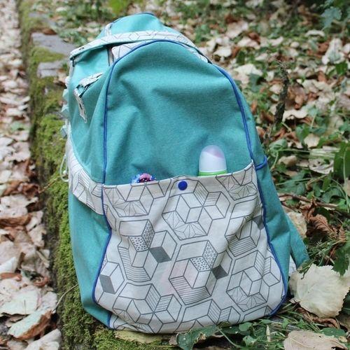 Makerist - Meine große LILO Bag von rosadiy.de  - Nähprojekte - 3