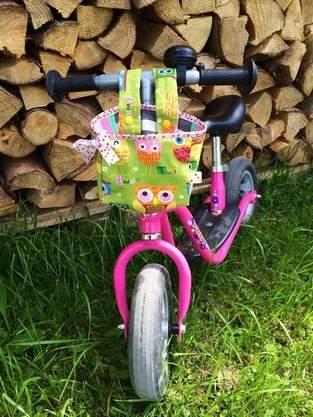 Makerist - Lenkertasche Laufrad - 1