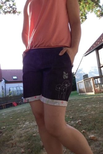 Makerist - Meine suri shorts - Nähprojekte - 1