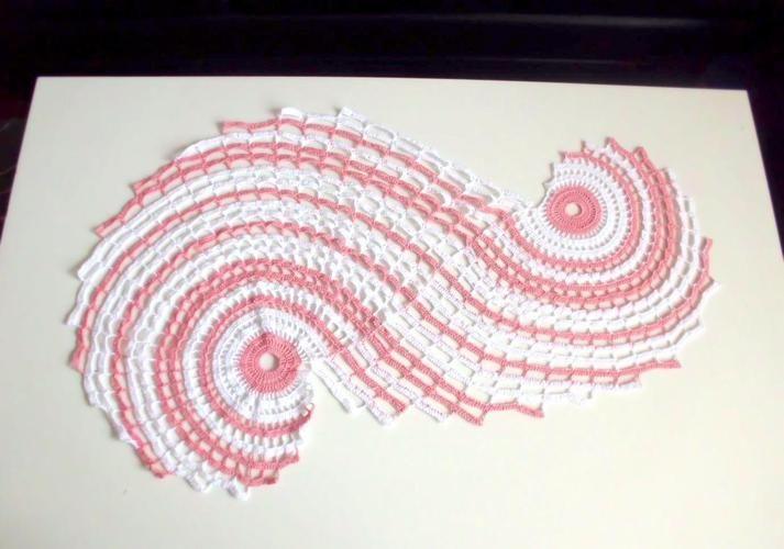 Makerist - Spiraldecke gehäkelt - Häkelprojekte - 1