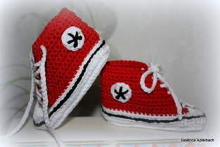 Makerist - Turnschuhe fürs Baby - 1