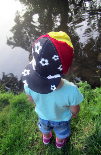 "Makerist - Kinder Cap ""Happy"" - Nähprojekte - 3"