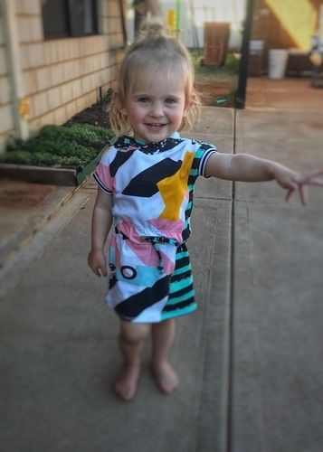 Makerist - Tilt dress for my 2yr old daughter  - Nähprojekte - 1