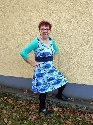 Makerist - Rain-Day-Dress - Kleid oder Tunika I - Nähprojekte - 1