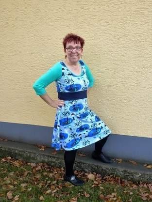 Rain-Day-Dress - Kleid oder Tunika I