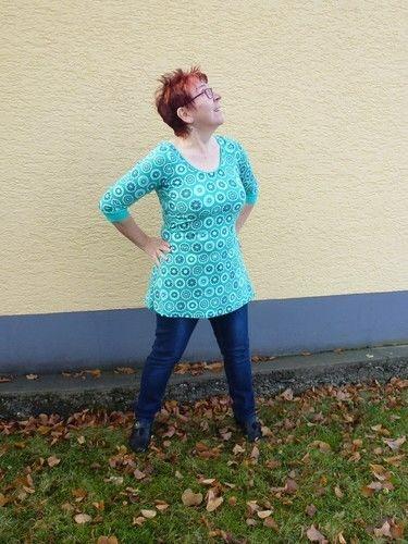 Makerist - Rain-Day-Dress - Kleid oder Tunika I - Nähprojekte - 3