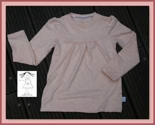 Makerist - Girly-Shirt von Konfettipatterns - 1