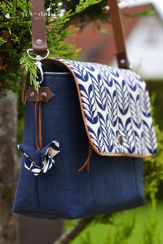Makerist - Tasche Lina von Zaubernahnna - Nähprojekte - 2