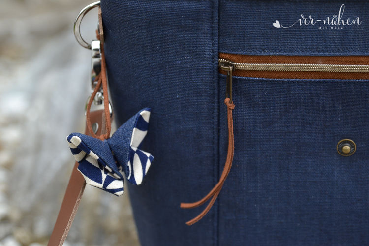 Makerist - Tasche Lina von Zaubernahnna - Nähprojekte - 3
