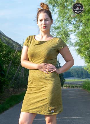 Lina als Kleid ohne Keil