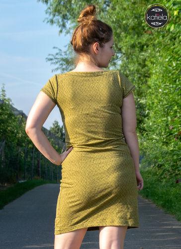 Makerist - Lina als Kleid ohne Keil - Nähprojekte - 2