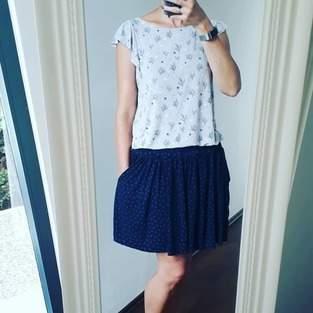 Frau Smilla Modalshirt