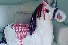 Makerist - Reittier Einhorn - 1