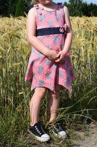 Makerist - Kinderkleid - Nähprojekte - 1
