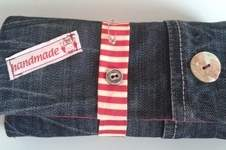 Makerist - jeansgeldbörse - 1