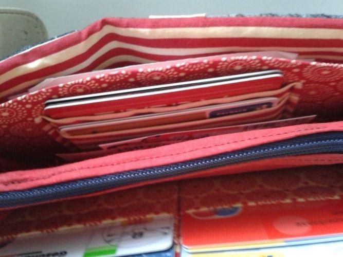 Makerist - jeansgeldbörse - Nähprojekte - 2