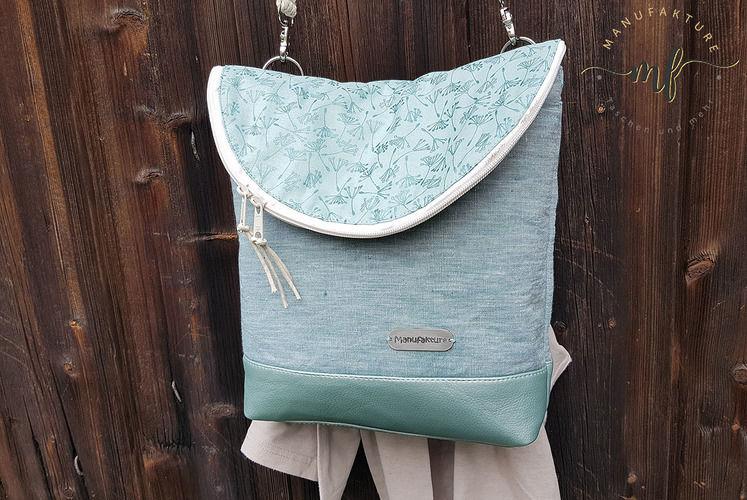 Makerist - Canaria-Bag von Unikati - Jede Naht ein Unikat - Nähprojekte - 1