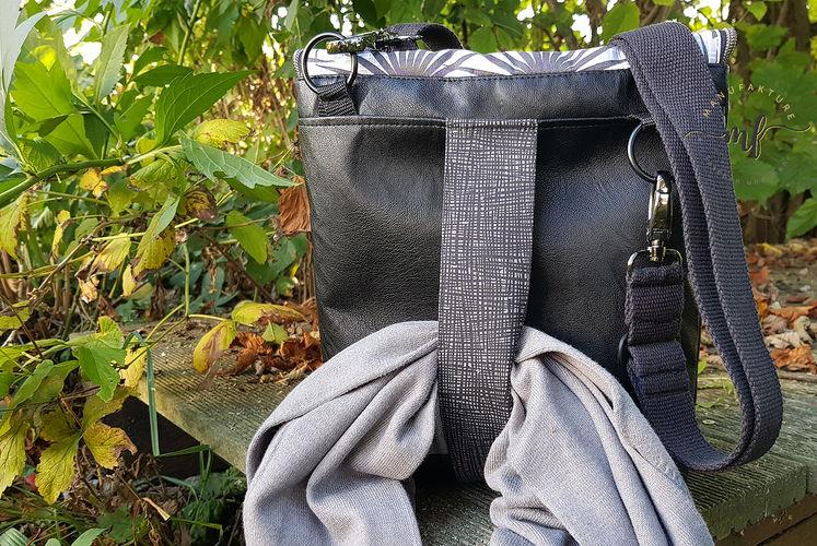 Makerist - Canaria-Bag von Unikati - Jede Naht ein Unikat - Nähprojekte - 3