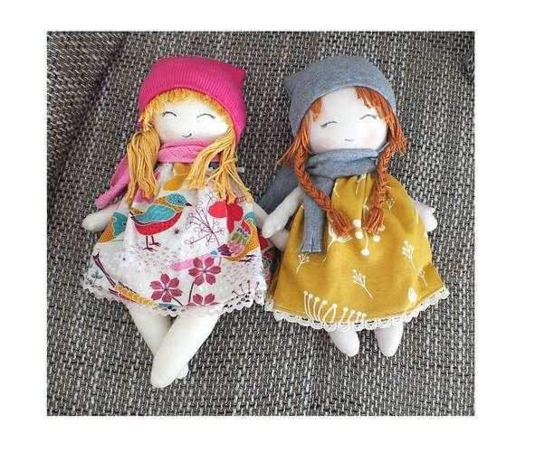 Makerist - Püpü hat ne Schwester bekommen :) - Nähprojekte - 1