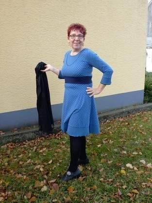 Rain-Day-Dress - Kleid oder Tunika III