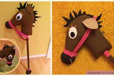 """Makerist - Steckenpferd """"Sunny"""" für meine Tochter - 1"""