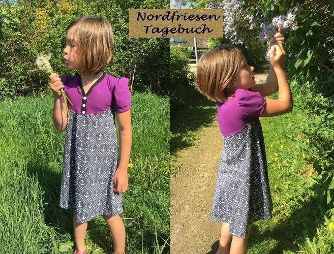 Makerist - Ein süßes Mädchenkleid - Nähprojekte - 2