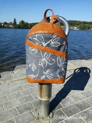 Makerist - Rucksack Roana  von Hansedelli  - Nähprojekte - 3