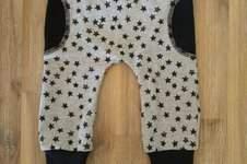 Makerist - Sternen-Babyhose - 1