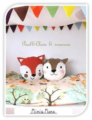Kinderzimmer-Kissen