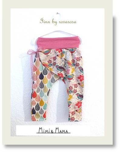 Makerist - Hose für kleine Prinzessin - Nähprojekte - 1