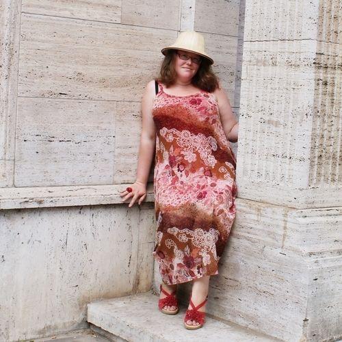Makerist - Lady Kunterbunt von Virginie  - Nähprojekte - 3