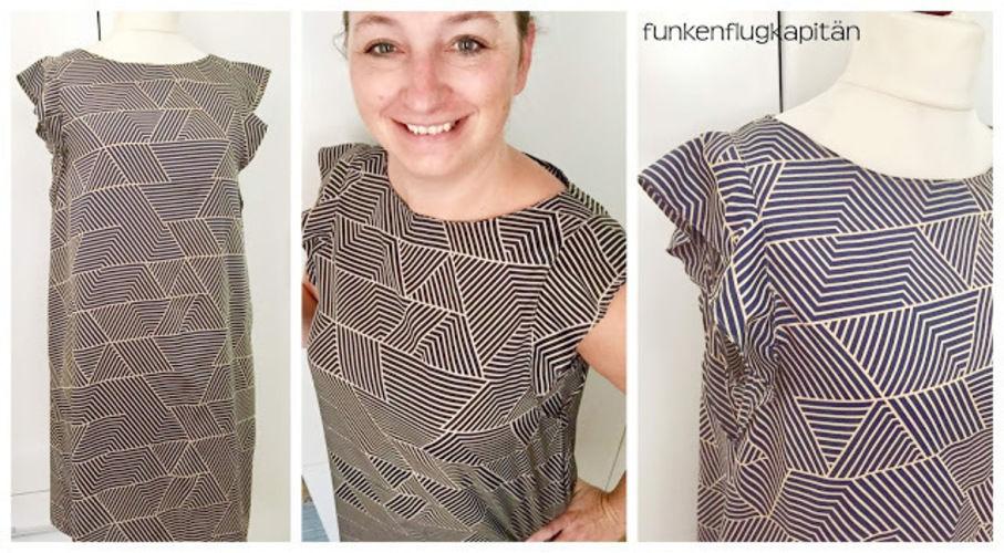 Makerist - Frau Smilla als Kleid - Nähprojekte - 1