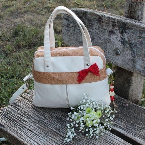 Makerist - Meine RENA Bag von rosadiy.de  - Nähprojekte - 2