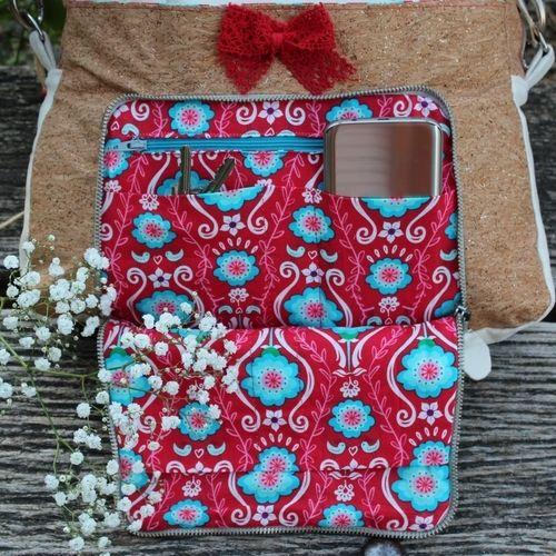 Makerist - Meine RENA Bag von rosadiy.de  - Nähprojekte - 3