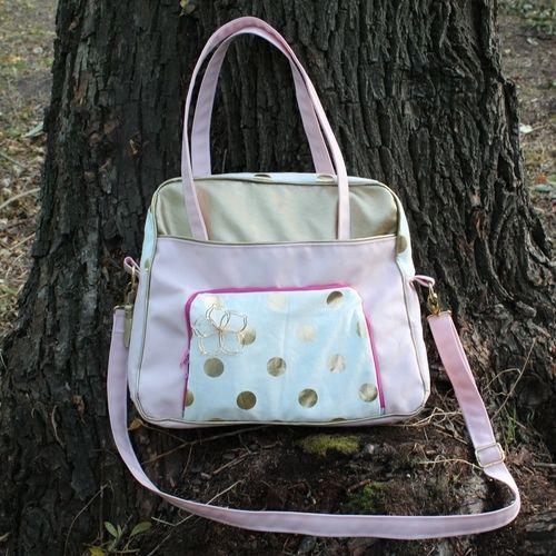 Makerist - Meine RENA Business Bag von rosadiy.de  - Nähprojekte - 1
