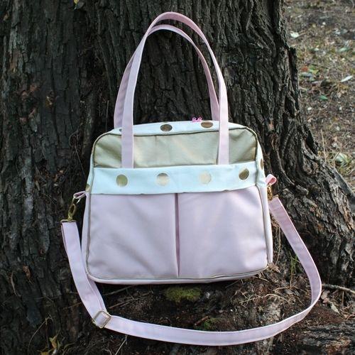 Makerist - Meine RENA Business Bag von rosadiy.de  - Nähprojekte - 2