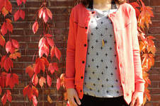 "Makerist - Shirt ""Stella"" aus grauem Jersey - 1"
