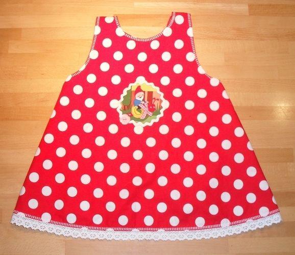 Makerist - Wende-Schürzen-Kleid für Zwerginnen ;o) - Nähprojekte - 3