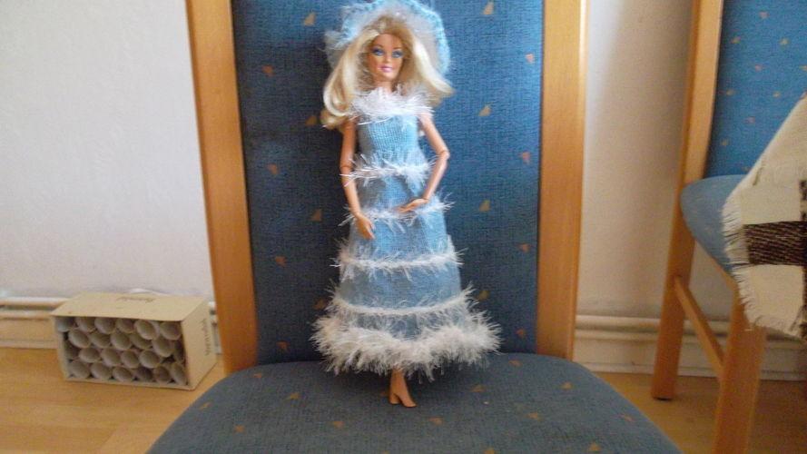 Makerist - Barbiekleid - Strickprojekte - 1