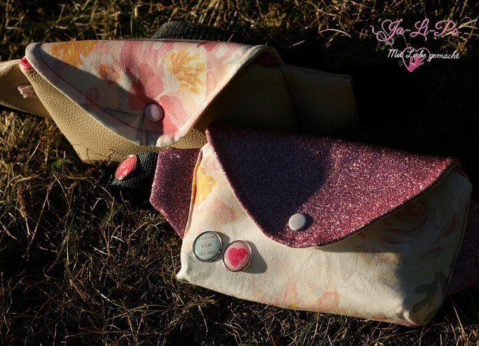 Makerist - Gürteltasche für Groß und Klein  - Nähprojekte - 1