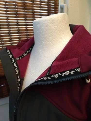 Makerist - Softshell Jacke - Nähprojekte - 2
