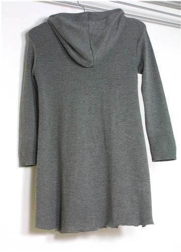 Makerist - Upcycling Pullover zu Kleidchen - Nähprojekte - 3