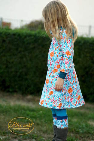 Herbstkleid in 122