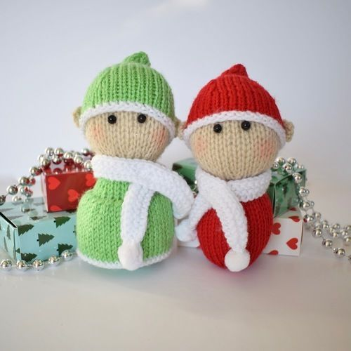 Makerist - Twinkle and Sparky - Knitting Showcase - 1
