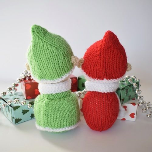 Makerist - Twinkle and Sparky - Knitting Showcase - 2