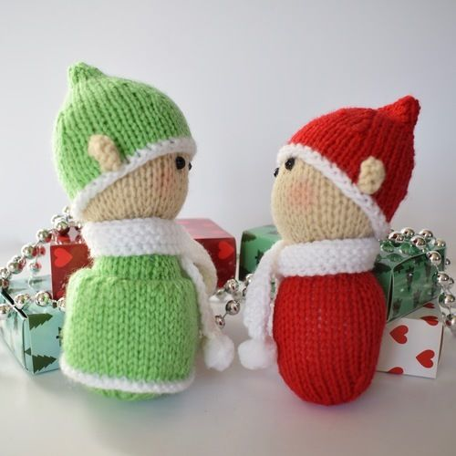 Makerist - Twinkle and Sparky - Knitting Showcase - 3