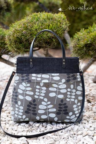 Makerist - Tasche Frühlingsliebe von Unikati  - Nähprojekte - 1