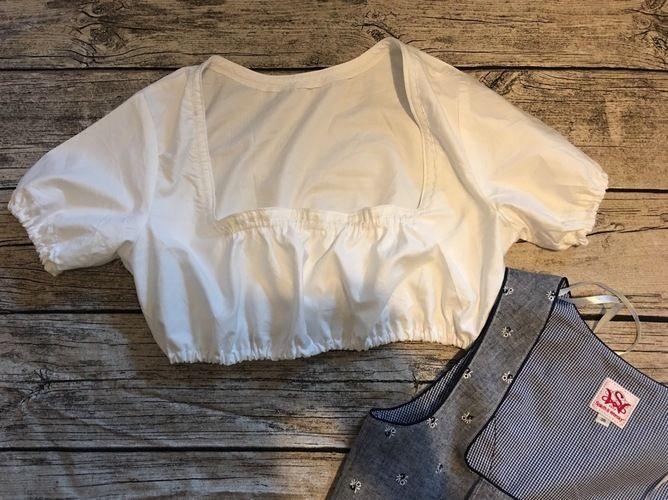 Makerist - Tolle und leichte Bluse! - Nähprojekte - 1