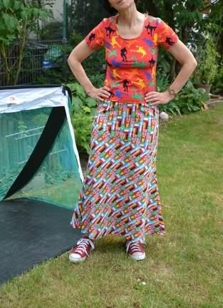 Makerist - WM-Outfit international - 1