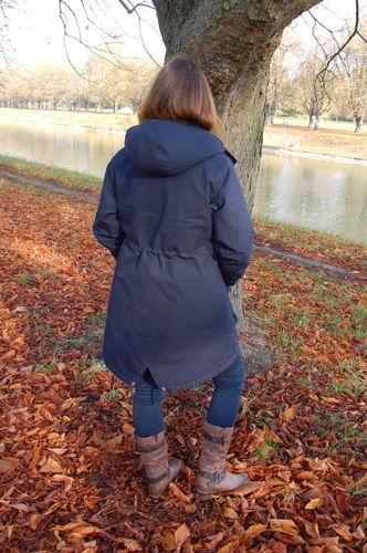 Makerist - Winterparka Lady Neve von mialuna - Nähprojekte - 3